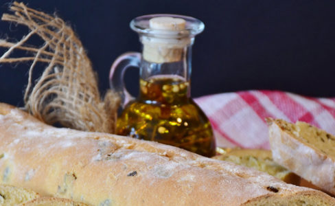 aceite de oliva desayuno